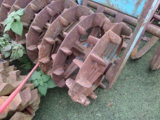 Rouleau Lemken Croskillette 2.20m dia 430mm - 1